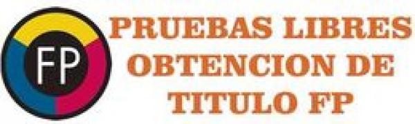 Pruebas de título de Técnico/a y de Técnico/a Superior de FP 2017-2018. Convocatoria