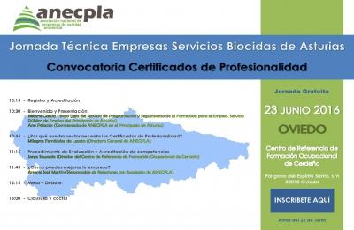 Jornada Anecpla 2016-Empresas Servicios Biocidas