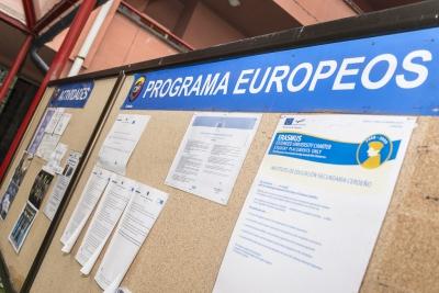 Programa Europeo Erasmus 14-15