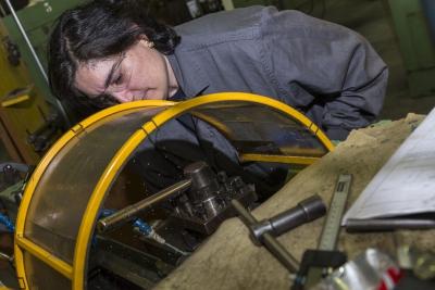 Técnico en Mecanizado